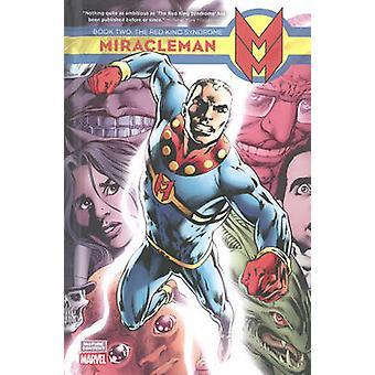 Miracleman - Book two - Red King Syndrome by John Ridgway - Alan Davis
