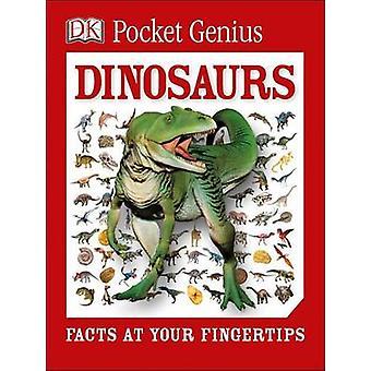 Pocket Genius - Dinosaurs by DK Publishing - DK - 9781465445612 Book