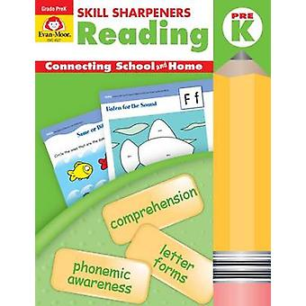 Skill Sharpeners Reading - Pre-K by Evan-Moor Educational Publishers