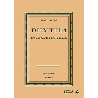 Rhythm in Architecture - 9781908967862 Book