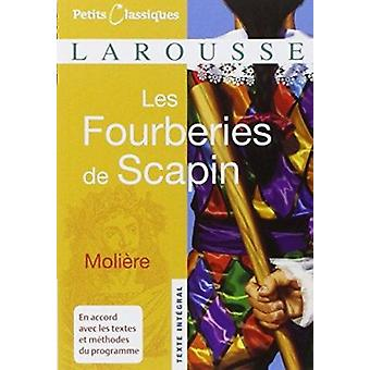 Les Fourberies De Scapin by MOLIERE - 9782035834195 Book