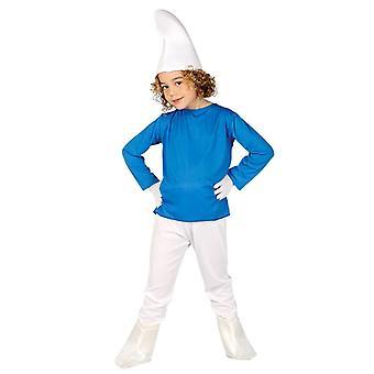 Boys Dwarf Gnome Fancy Dress Costume