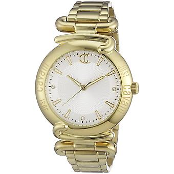 Just Cavalli Street Gold Watch R7253174545