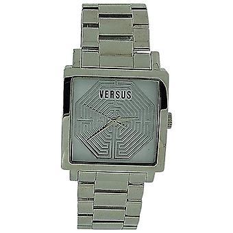 Versace Dazzle Ladies Analogue All Stainless Steel Dress Watch AL12SBQ901-A099