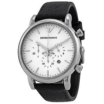 Emporio Armani classique en cuir Mens Watch AR1807