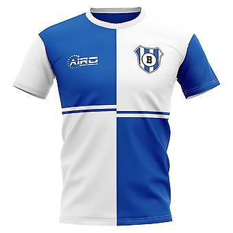 2020-2021 Blackburn Home Concept Futbalové tričko