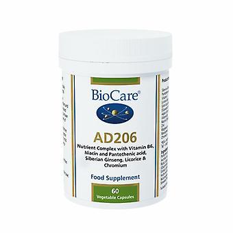 BioCare AD206 VegiCaps 60 (20660)