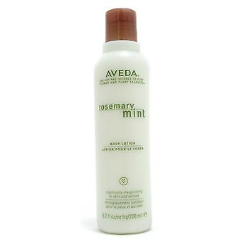 Aveda romarin menthe lotion pour le corps 200ml / 6,7 oz