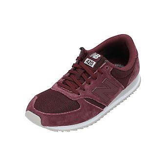 New Balance U420 Women's Men's Sneakers Sport Running Shoes bordeaux Red NEW Sale