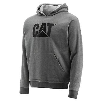 Caterpillar Unisex Trademark Lined Hoodie Dark Heather