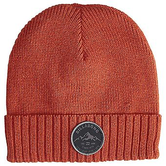 Billabong Knitted Cuff Beanie ~ Ridge Polar magma