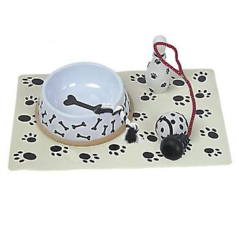 Arquivet Set for doggs (Dogs , Bowls, Feeders & Water Dispensers)