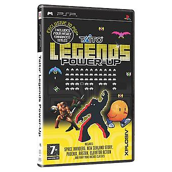 Taito Legends power-up (PSP)-fabriek verzegeld