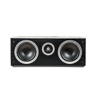 PG audio of universal XL Center speaker, 2-way bass reflex, black, new goods