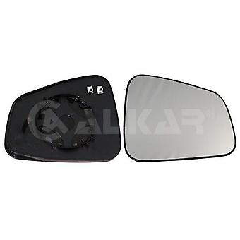 Right Driver Side Mirror Glass (Heated) & holder For OPEL MOKKA 2012-2017