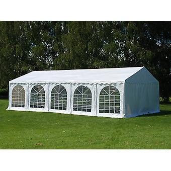 Partytält Exclusive 5x12m PVC, Vit