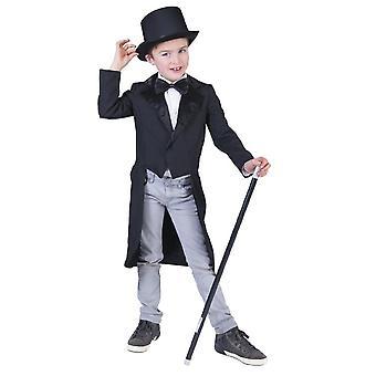 Frack Broadway lasten puku Circus Star Costume Singer Kids