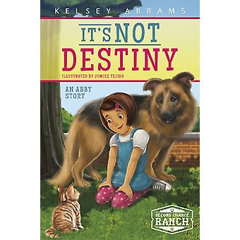 Its Not Destiny An Abby Story by Kelsey Abrams