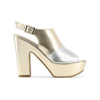 Made in Italia - Shoes - Sandal - BIBIANA_PLATINO - Women - wheat,whitesmoke - 38
