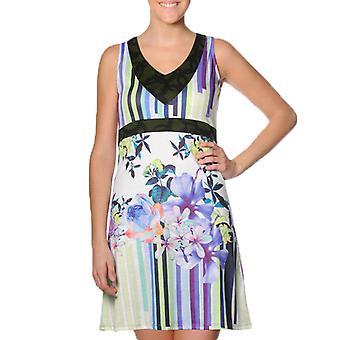 Smash Women's Floral Stripe Vania Dress