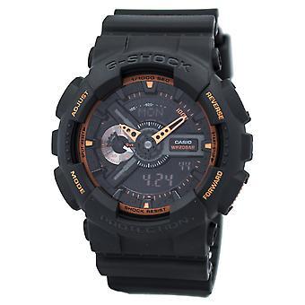 Casio G-Shock Analog-digitale ga-110ts-1A4 GA110TS-1A4 mannen ' s horloge
