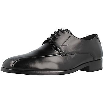 Angel Infantes Zapatos De Vestir 60009 Color Negro