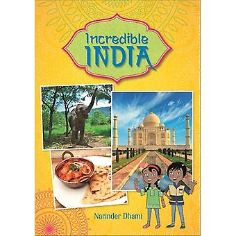 Reading Planet KS2  Incredible India  Level 4 EarthGrey by Narinder Dhami