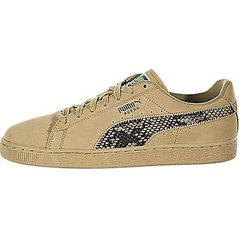 PUMA Mens Suede Shed Casual Sneakers,