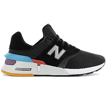 New Balance Lifestyle MS997XTD Herren Schuhe Schwarz Sneaker Sportschuhe