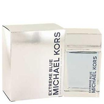 Michael Kors extrem de albastru de Michael Kors EAU de Toilette Spray 4 oz (bărbați) V728-518780