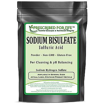 Natrium bisulfate-zwavelzuur-voor de bodem, Zwembad & Spa pH Balancing (natrium waterstof sulfaat)