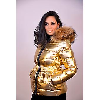 Gold Jacket Sam-rone Woman YV18505