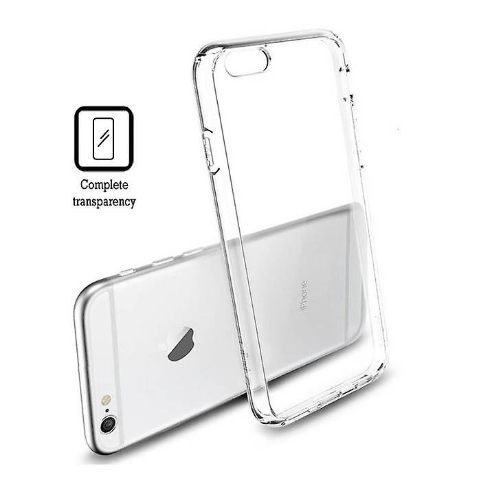 Stuff Certified® Transparent Clear Hard Case Cover Case iPhone 6S