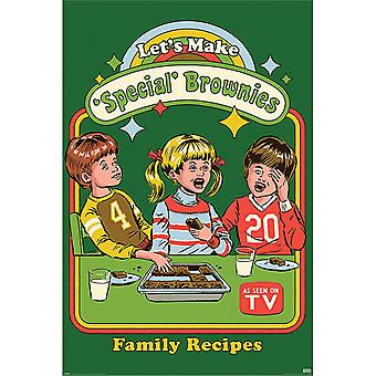 Steven Rhodes, Maxi Poster - Special Brownies