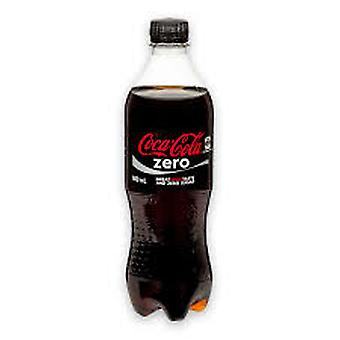 Coke Zero Pet -( 500 Ml X 1 Bottles )