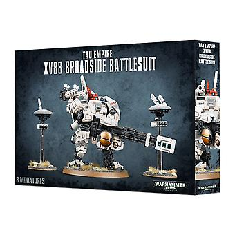 Warhammer 40K – T'au Empire XV88 Broadside Battlesuit