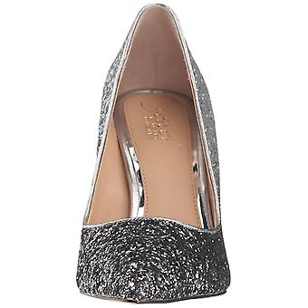 BADGLEY MISCHKA Womens Malta Pointed Toe Classic Pumps