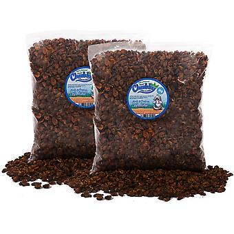 10kg de pupes séchées de ver à soie séchées de 10 kg