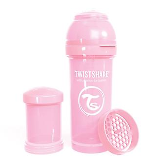 Twistshake Baby bottle 260ml Pastel Pink