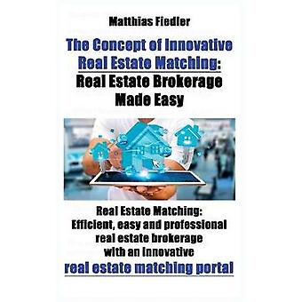 The Concept of Innovative Real Estate Matching Real Estate Brokerage Made Easy Real Estate Matching Efficient easy and professional real estate brokerage with an innovative real estate matching po by Fiedler & Matthias