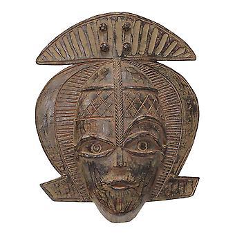 Tribal Mask Wall Decor