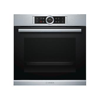 Multipurpose Oven BOSCH 217282 3600W 71 L Eco Steel Black
