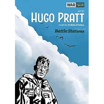 Battle Stations - War Picture Library by Hugo Pratt - 9781781087527 Bo