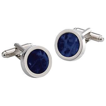 Duncan Walton Norm Essential Cufflinks - Blue