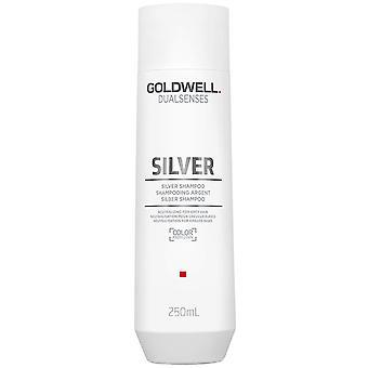 Goldwell dualsenses shampoo prata 250ml