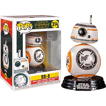 Star Wars BB-8 Episode IX Fremveksten av Skywalker Pop! Vinyl