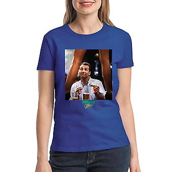 Married With Children Strip Men's Royal Blue T-shirt