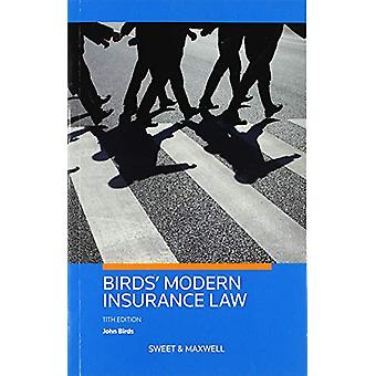 Birds' Modern Insurance Law by Professor John Birds - 9780414071001 B