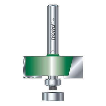 Tendencia - cojinete guía rebater 31,8 mm de diámetro x 15,9 mm - C193X1/4TC