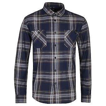 Edwin Navy Blue Labour shirt